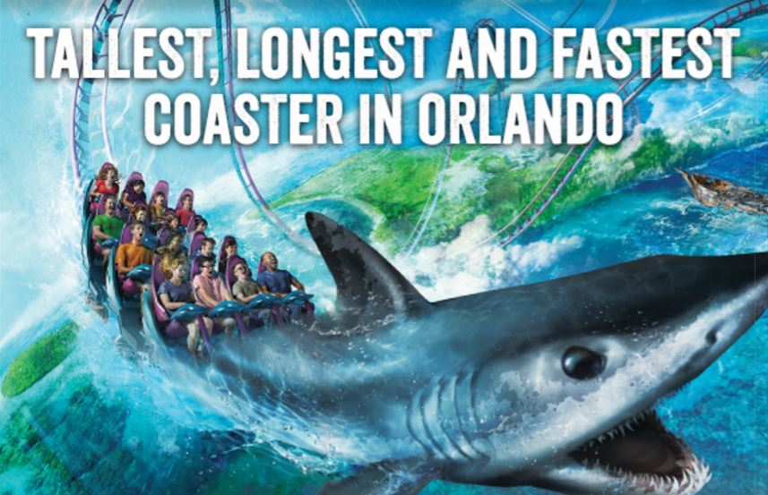 SeaWorld Orlando Mako