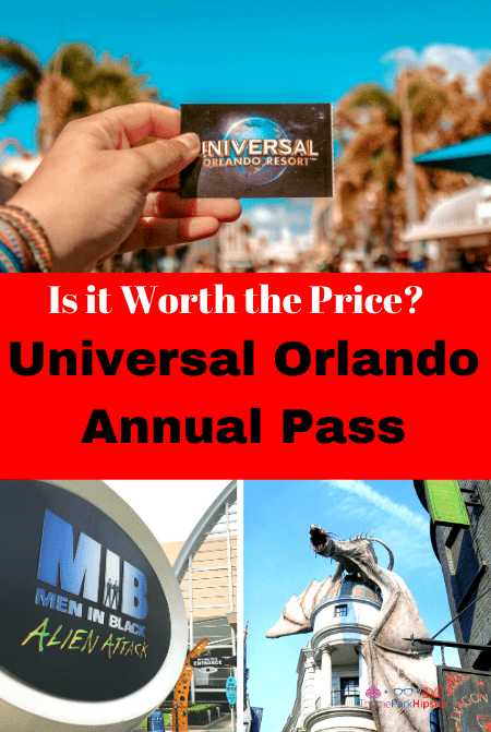 Universal Orlando Annual Pass Perks and Tips