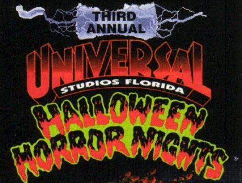 Halloween Horror Nights 3
