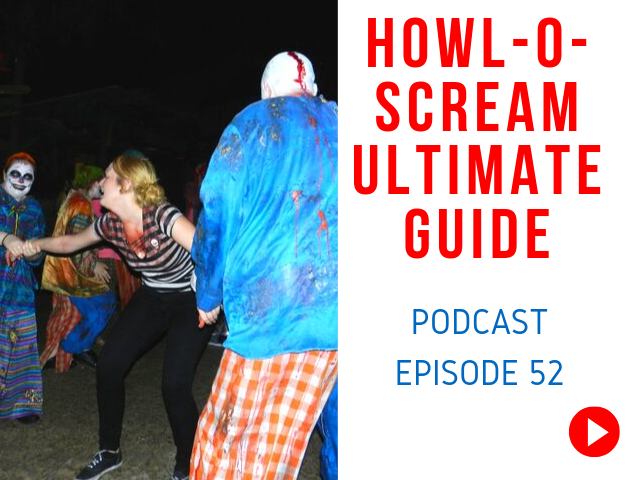 Busch Gardens Tampa Howl-O-Scream Tickets Tips