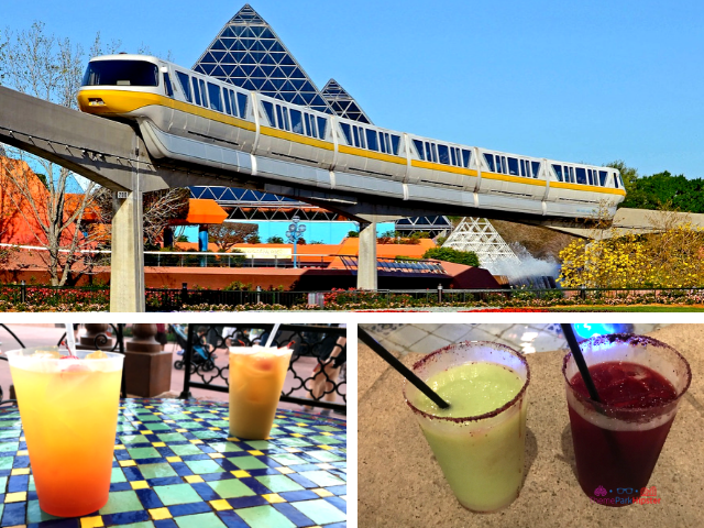 Drinking Around the World Epcot Tips.