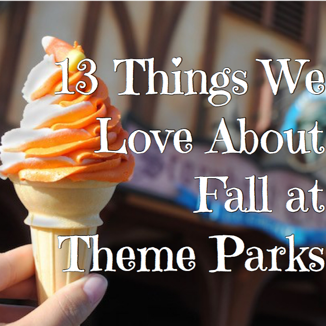 Things to do in Orlando for October with Candy Corn Ice Cream Treat at Disney