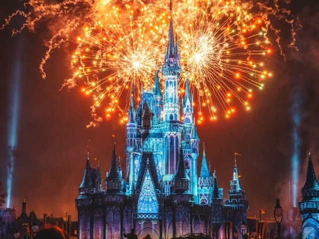 Happily Ever After at Disney Magic Kingdom