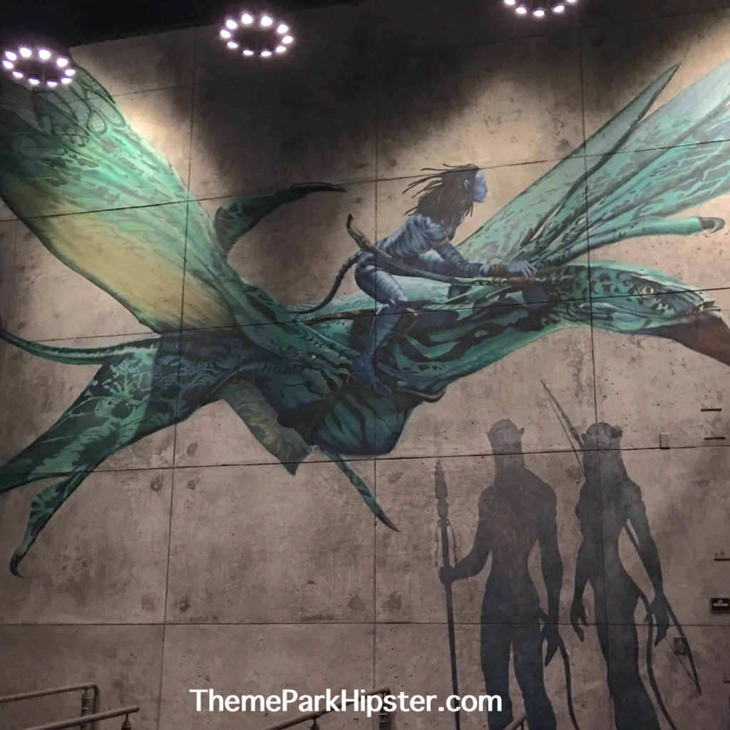 Avatar Flight of Passage Disney