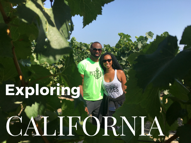 California Vacation Planning