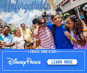 Family having fun at the Magic Kingdom using Disney summer vacation package deal with Destinations in Florida.