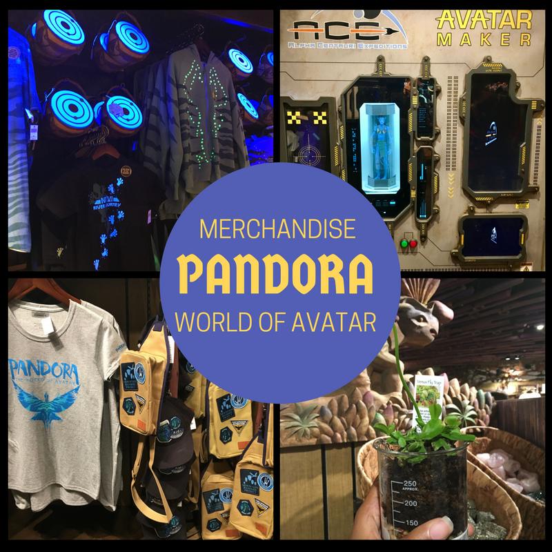 Disney Pandora Avatar Merchandise