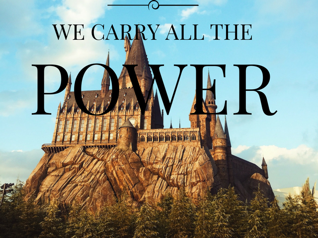The Magic Inside JK Rowling Quote