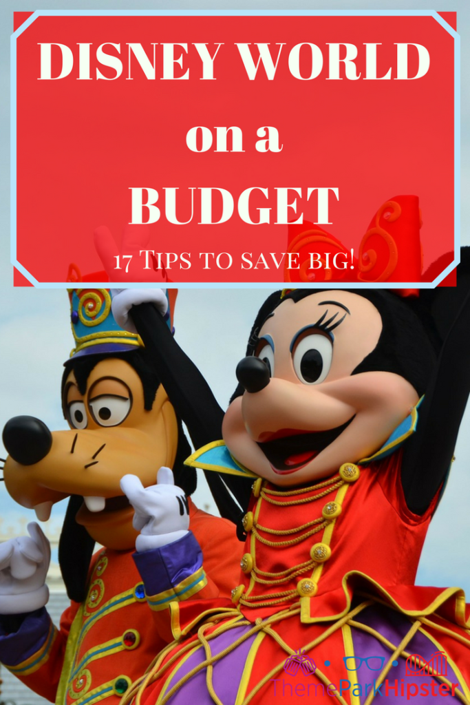 I've always wanted to know how some people were able to go to Disney for less than $1500. The 17 tips really helped me have a cheap Disney vacation with Minnie Mouse waving in parade.
