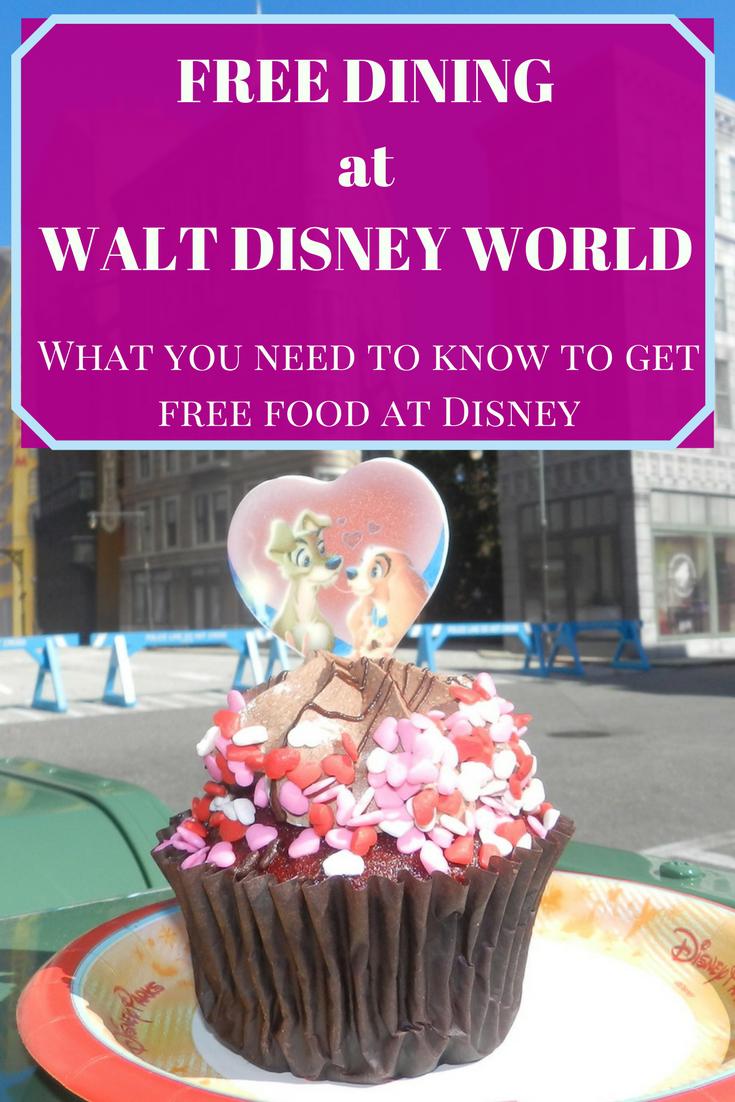 FREE Diningat Walt Disney World - ThemeParkHipster
