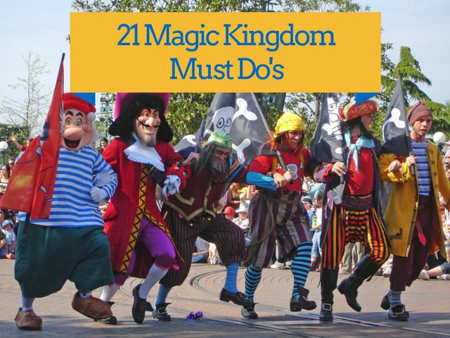 Best Magic Kingdom Rides and Attractions Guide