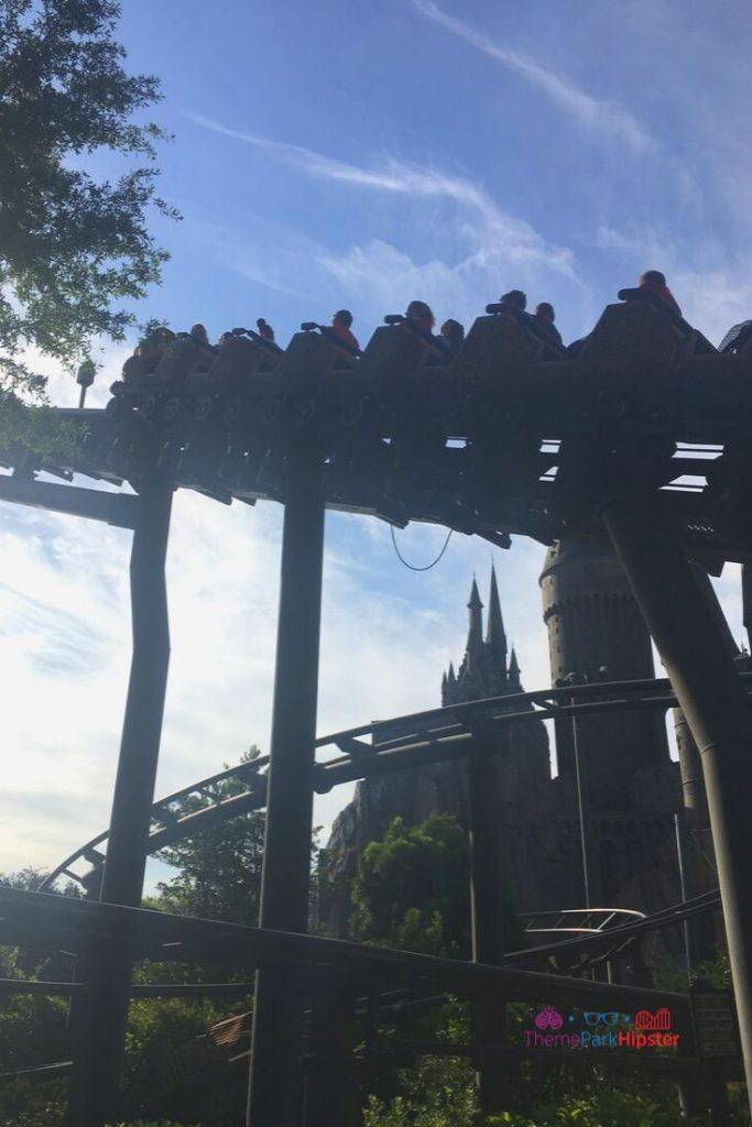 Flight of the Hippogriff Hogsmeade Universal Orlando