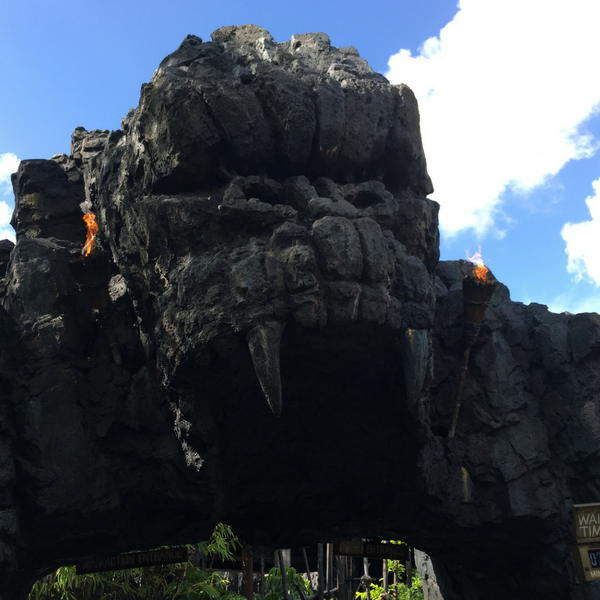 Kong Skull Islands of Adventure Tips with King Kong