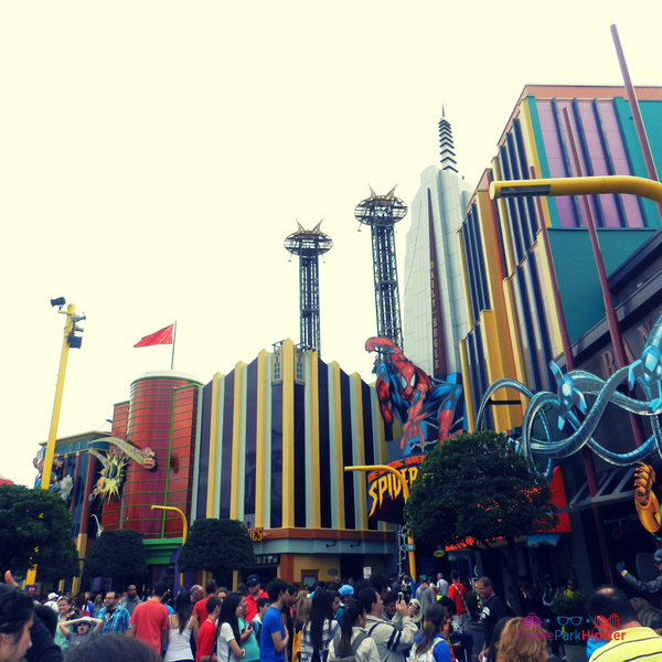 Marvel Super Hero Island at Universal Orlando Islands of Adventure