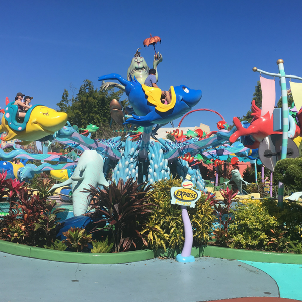 Seuss Landing | Islands of Adventure