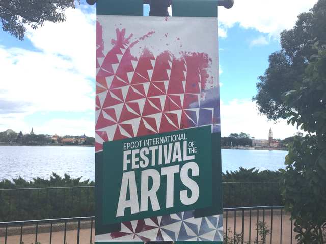 Epcot International Festival of the Arts Guide