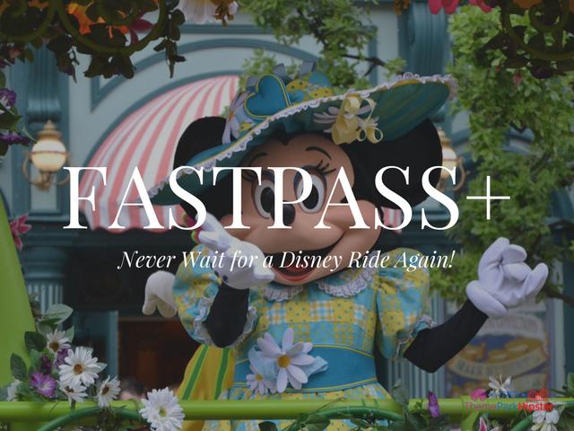 FASTPASS+ Tips