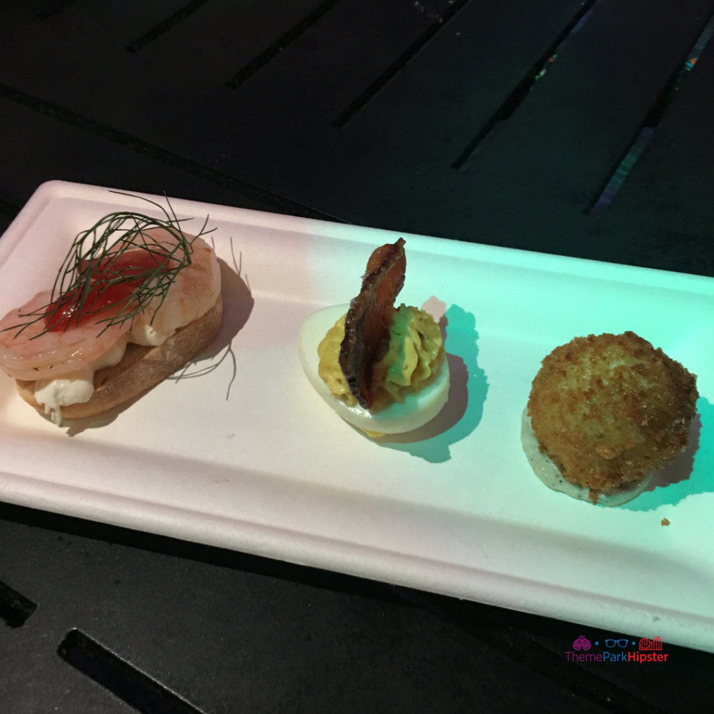 Festival of the Arts Gallery Bites_ A Trio of Hor d'Oeuvres #disney #epcot #epcotfestivals