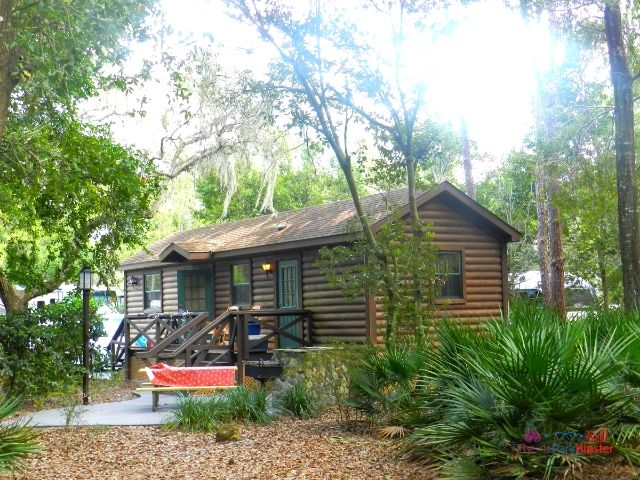 Disney Fort Wilderness Cabins in the Woods