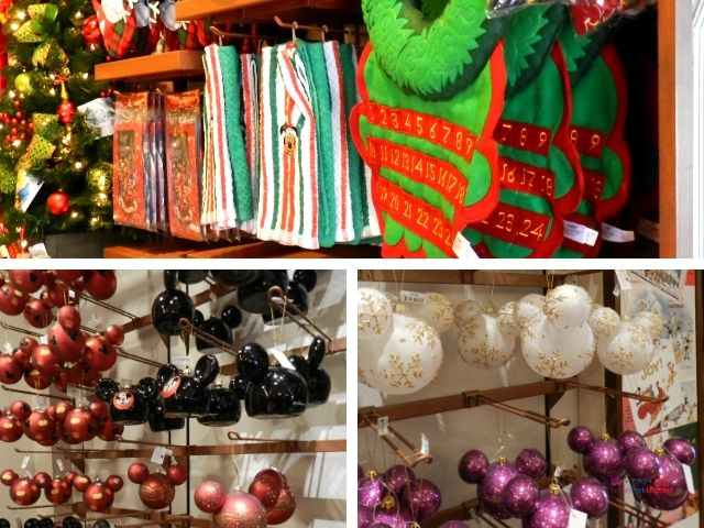 Ye Olde Christmas Shoppe Magic Kingdom at Disney. Disney World Bucket List.