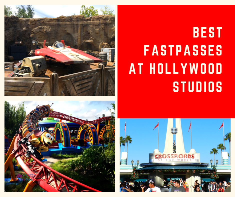 Best Rides at Hollywood Studios