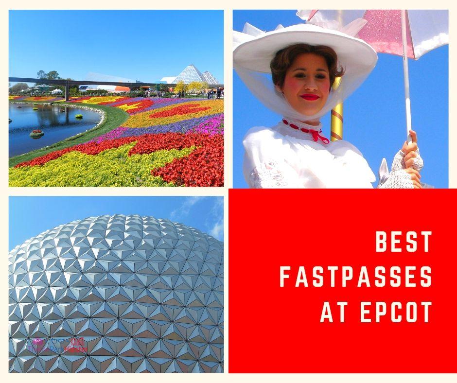 Epcot Best FastPass Rides