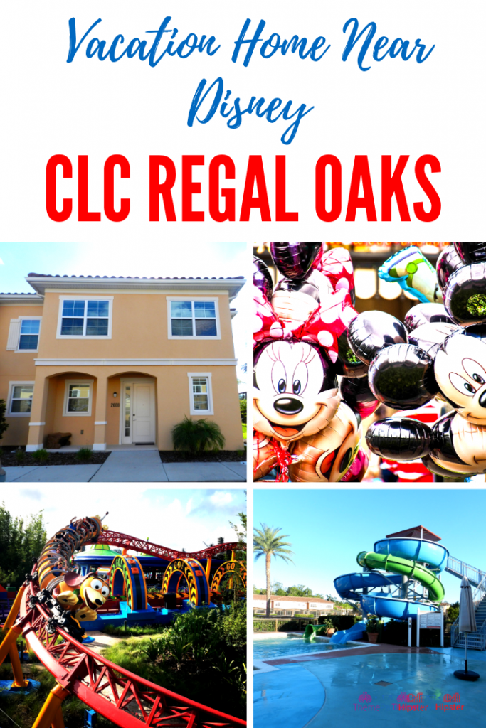 CLC Regal Oaks Resort Vacation Home Near Disney with Mickey and Minnie Mouse