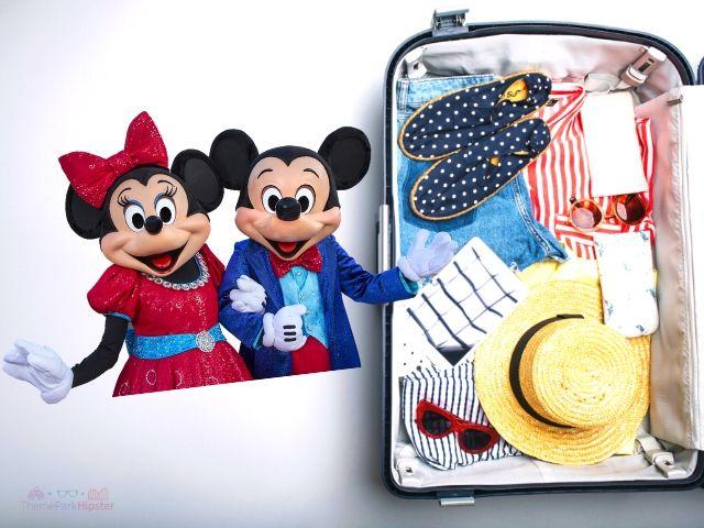 Disney World Packing List
