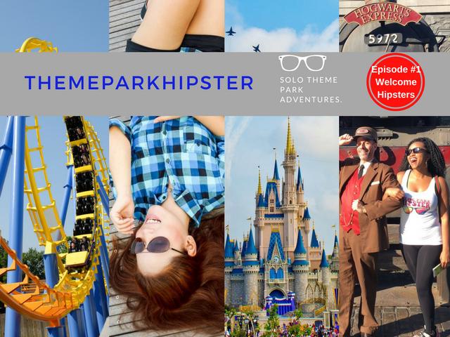 Theme Park Solo Travel Podcast