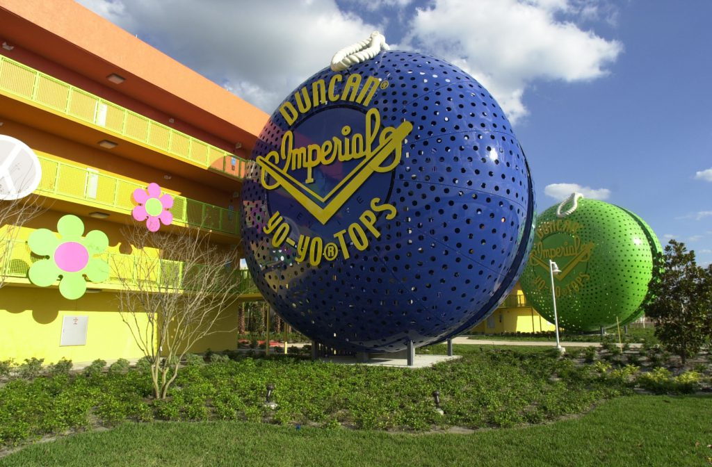Pop Century Resort Front