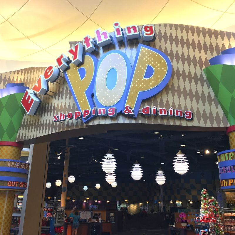 Pop Century Resort Everything Pop