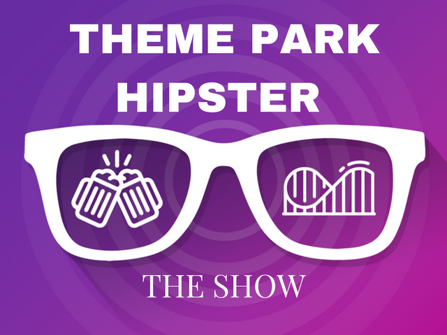 Theme Park Hipster the Podcast