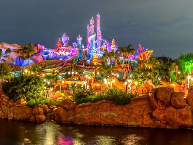 DisneySea Tokyo Where are Disney Parks Located