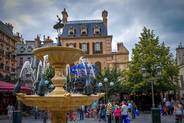 Walt Disney Studios Park Where are Disney Parks Located Ratatouille Ride