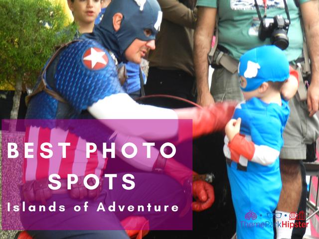 islands of adventure best photo spots