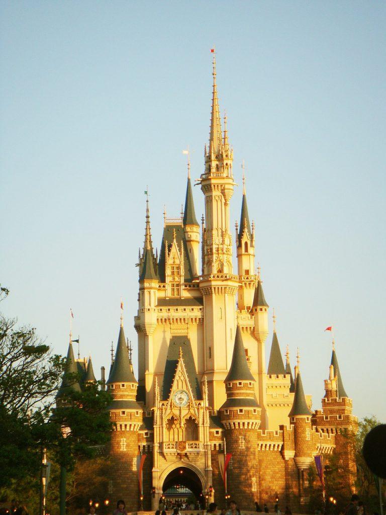 Tokyo Disneyland Resort Cinderella Castle