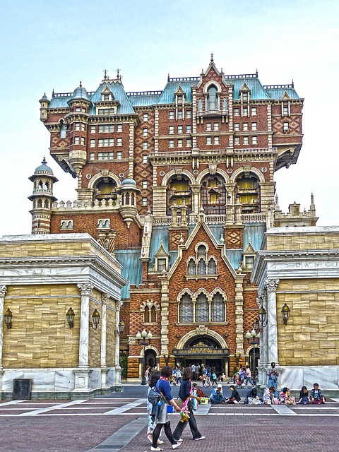 Tokyo Disneyland Resort DisneySea Tower of Terror