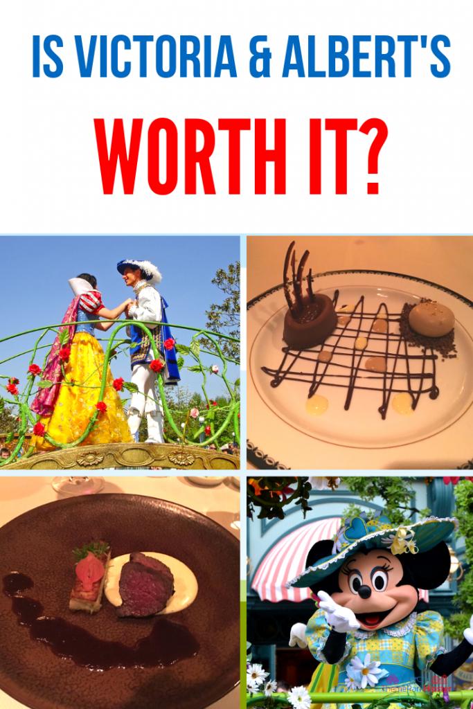 Victoria and Alberts Disney