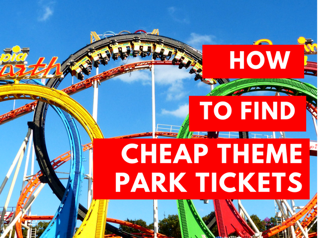 Best theme park tickets in Orlando