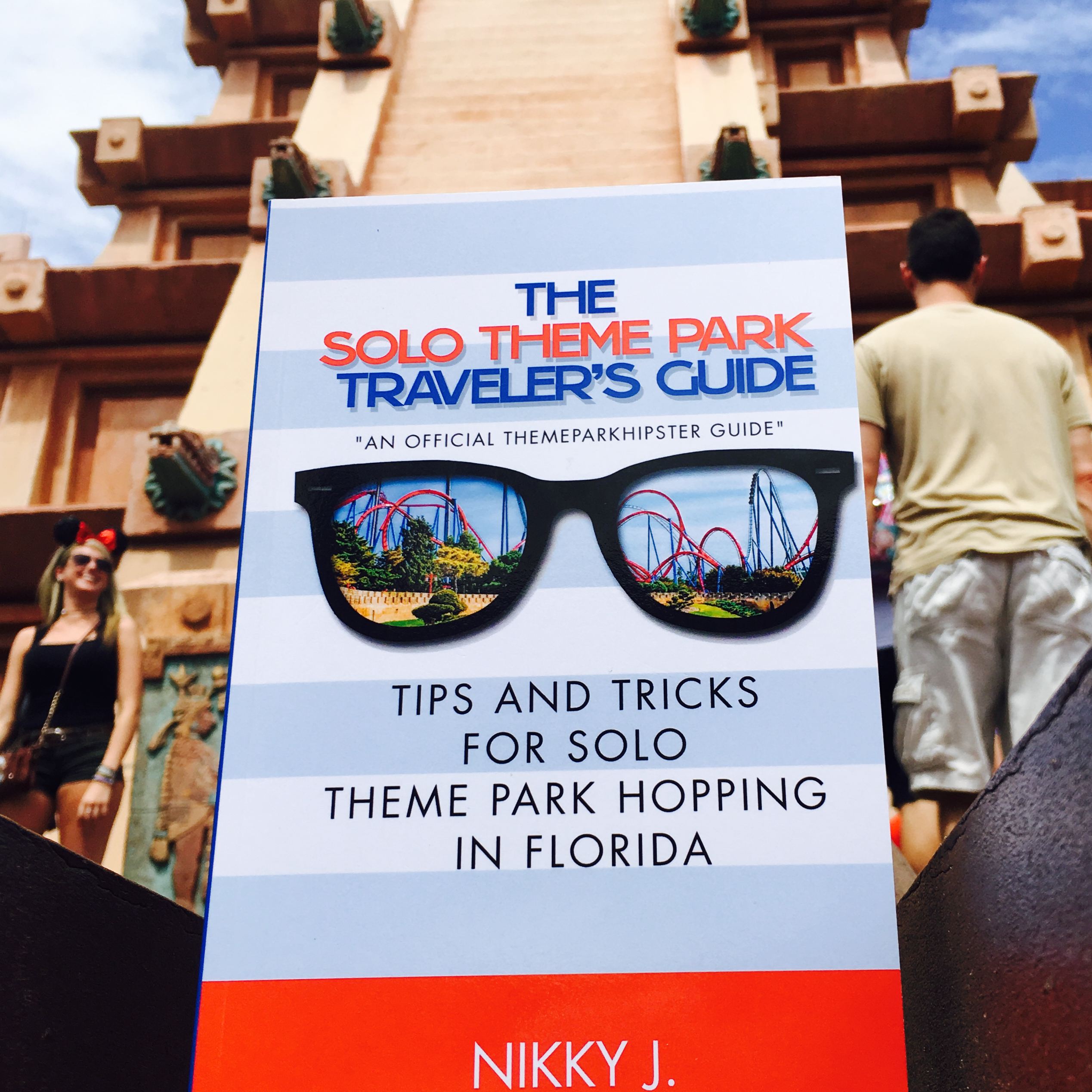 Solo Theme Park Traveler's Guide