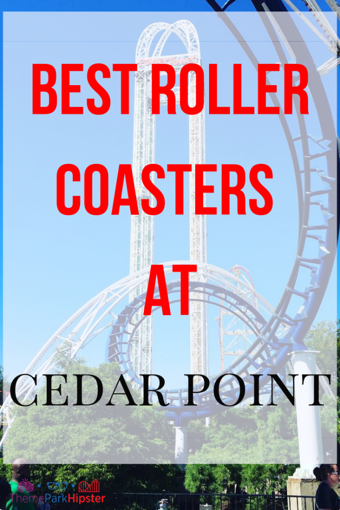 Best roller coasters at cedar point. #themeparks #cedarpoint #rollercoasters