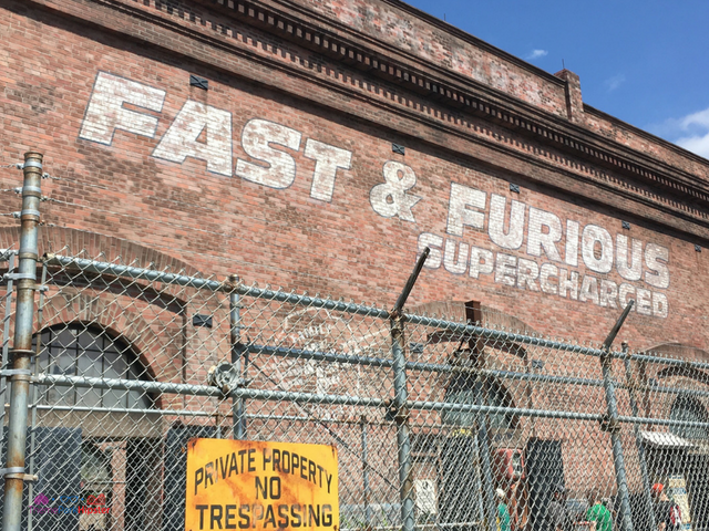 Fast and Furious Supercharged queue. #universalstudios #themepark #traveltips