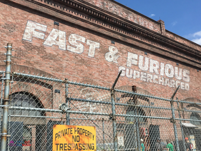Fast and Furious Supercharged queue