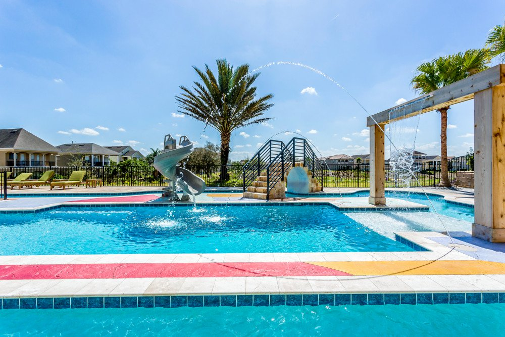 Reunion Resort Orlando Vacation Home. Orlando vacation home rentals with pool.