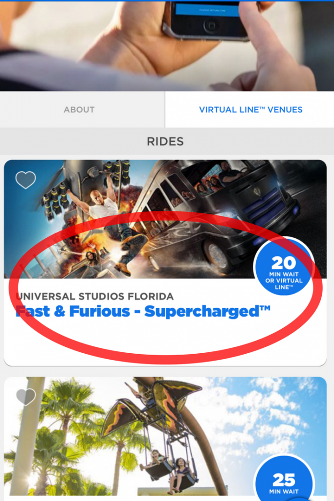 Universal Orlando Resort App Fast and Furious Supercharged Review