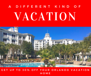 Orlando vacation home rentals near Disney