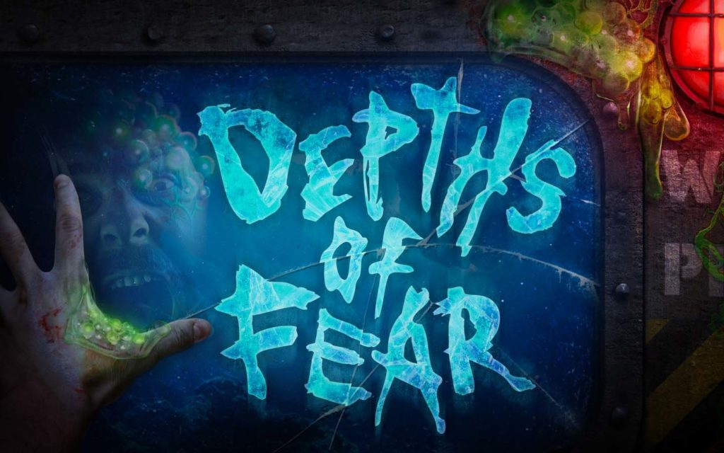 Depths of Fear, the second original content haunted house coming to Halloween Horror Nights 2019 – the world's premier Halloween event.