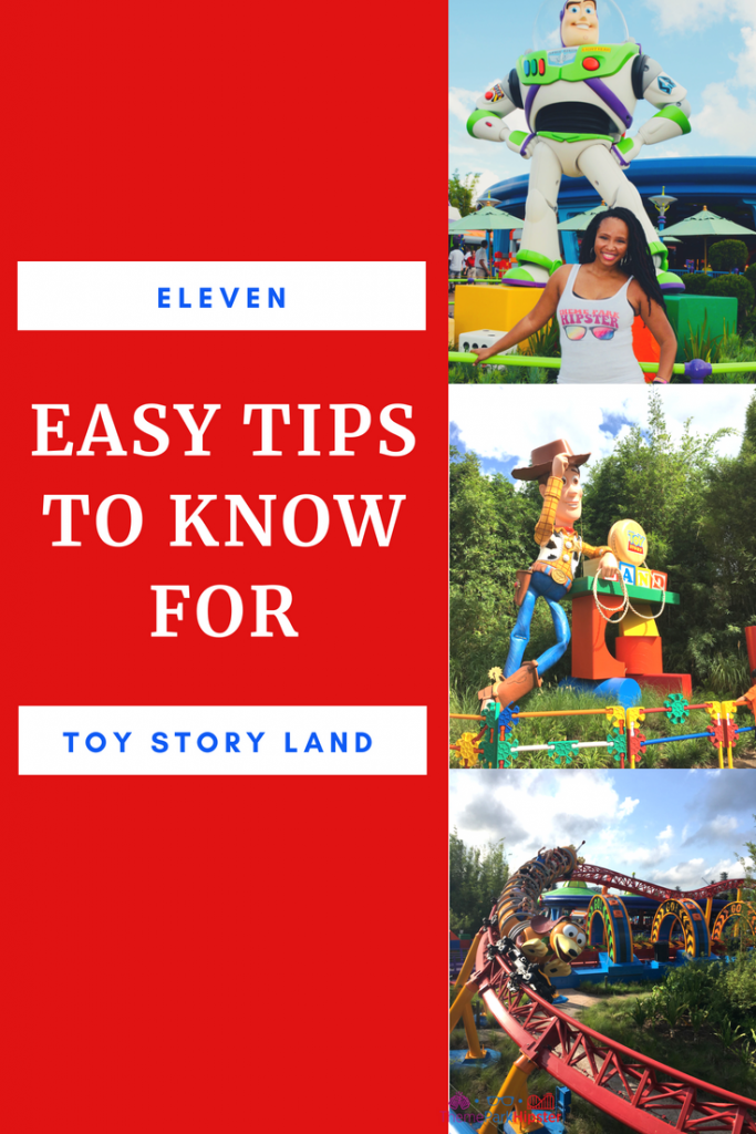 Easy tips To know for Toy Story Land
