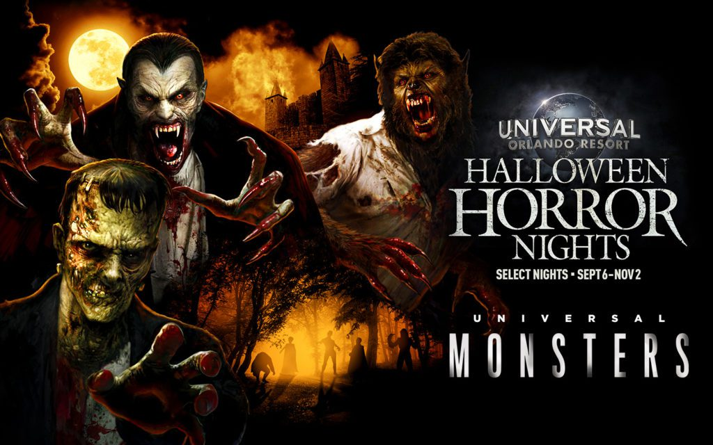Universal Monsters Halloween Horror Nights Tips