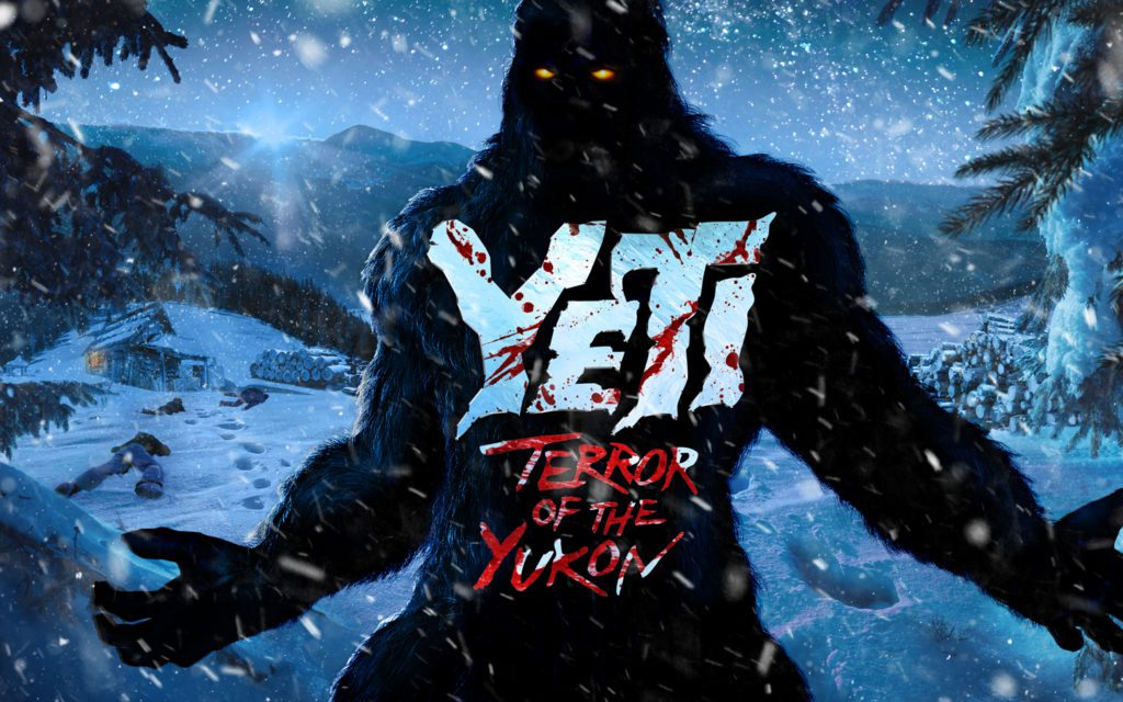 Spawned by the twisted minds behind Universal Orlando's Halloween Horror Nights, Yeti: Terror of the Yukon.